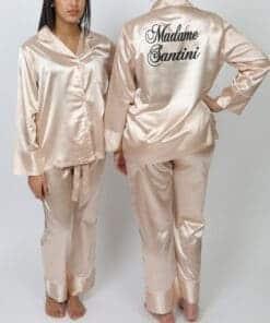 Collection pyjama personnalisé